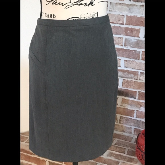Express Dresses & Skirts - Express Design Studio Grey Work Skirt